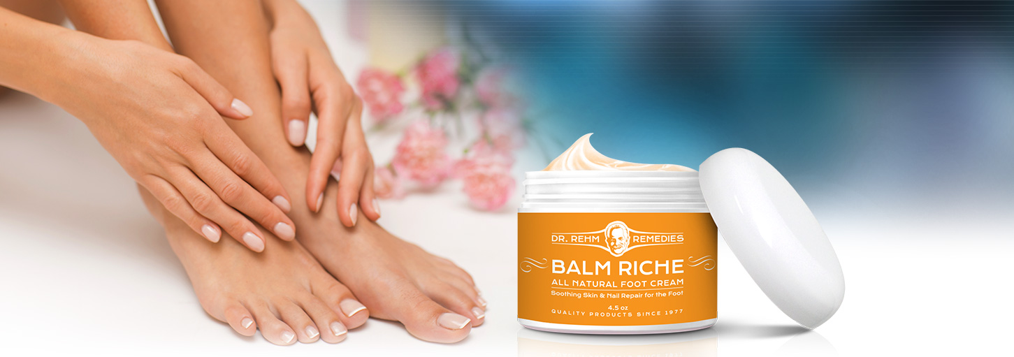 All Natural Active Foot Cream